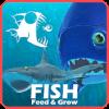FEED AND BATTLE: GROW FISH SIMULATOR