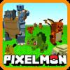 Pixelmon craft build: cube 3D