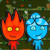 Fire Boy & Water Girl  Tic Tac Teo Mode