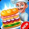 My sandwich Shop Cooking & Restaurant Chef Game