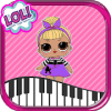 SURPRISE LOL Piano Game