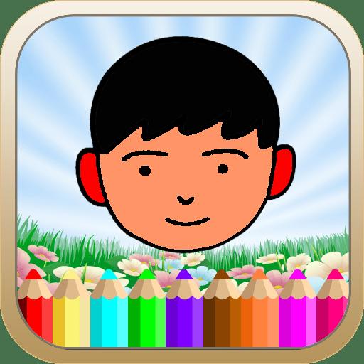 儿童涂涂乐游戏