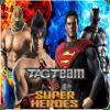 Superheroes Vs Tag Team PVP Fight Club