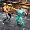 Kung Fu Commando Fighting Games