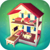 Dollhouse Craft Lite: Girls Design Building Games