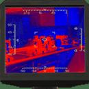 热模拟摄像机