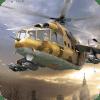 军用直升机运输