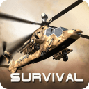 皇牌突袭武装直升机