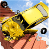 Beam Drive NG Death Stairs Bump Speed Car Crashs
