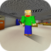 Baldiscraft of Neighbors for MCPE