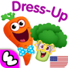 Funny Food DRESS UP games for toddlers and kids*