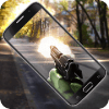摄像枪的3D模拟器