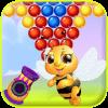 Bubble Shooter Adventure Bee Bubble