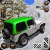 越野吉普山爬坡驾驶3D