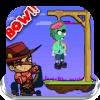 Bowmaster Zombies Hunter