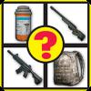Guess The PUBG Guns & Items