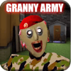 Army Scary granny Mod Horror game 2019