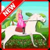 White Horse Ride  Girl Game