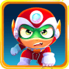 SuperHero Junior  Galaxy Wars Offline Game