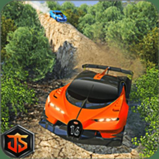 越野汽车驾驶模拟器3D:爬坡赛车