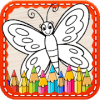 Butterfly Coloring Book 2019  FREE