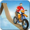 Bike Stunt Games 2018 Impossible Tracks