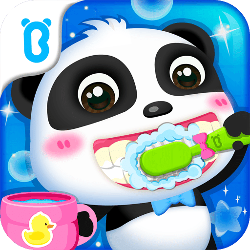 宝宝爱刷牙