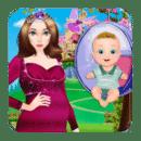 怀孕出生的公主游戏
