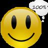 笑脸电池小插件