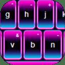 霓虹灯魔术键盘