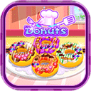 Donuts Cooking Game