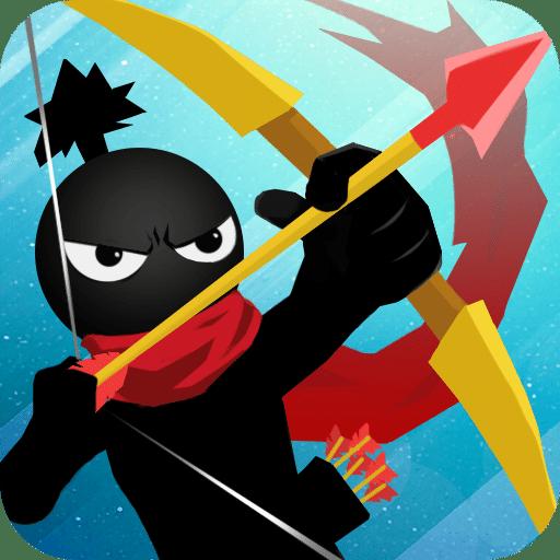 火柴人弓箭