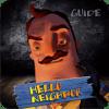 Secret Hello neighbor : Alpha 4 hintz