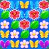 Butterfly Flower  Match