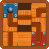 Unblock Roll Ball Puzzle   puzzle game