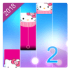 Pink Piano Tiles 2 - Music & Magic Tiles