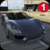 Car Simulator Porsche Spyder 2019