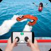 Remote Control Life Saving Buoy: Beach Rescue Duty