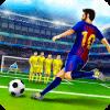 射击目标 - 世界杯足球赛