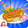 Corn Dogs Maker - Cooking Game *