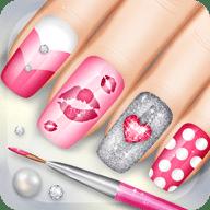 女孩游戏 - 美甲彩绘