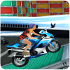 Stunt Bike Racing Game : Superhero Moto Tricks