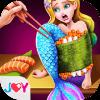 Mermaid Secrets16 – Save Mermaids Princess Sushi