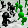 火柴人 模拟器:僵尸之战