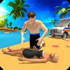 Beach Rescue  Survival Simulator  Rescue 911