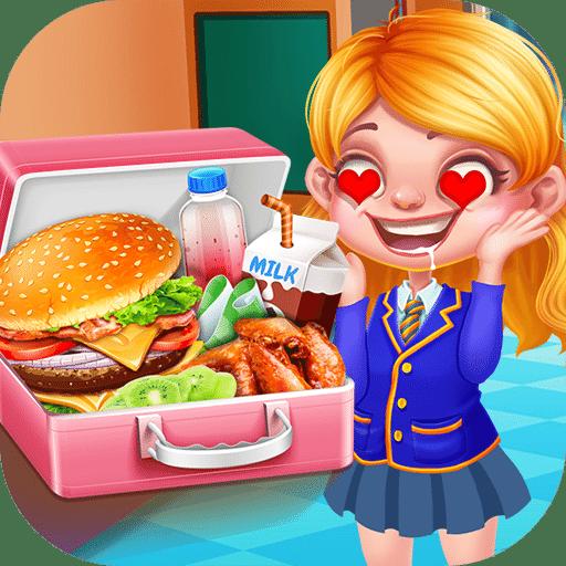 小佩奇妙汉堡店游戏
