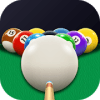 Billiard Aiming. Snooker 8 Ball Pool