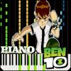 Ben 10 Piano Game
