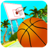 Basketball 3d: play dunk shot