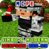 Jimbo's Modern Weapons Add-on for MCPE